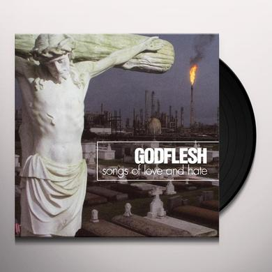 Godflesh SONGS OF LOVE & HATE Vinyl Record