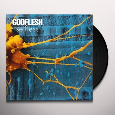Godflesh SELFLESS Vinyl Record
