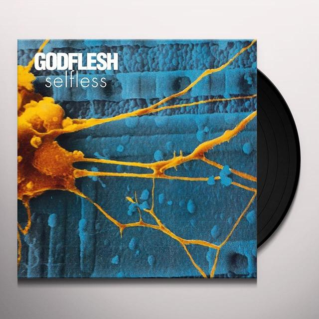 Godflesh SELFLESS Vinyl Record