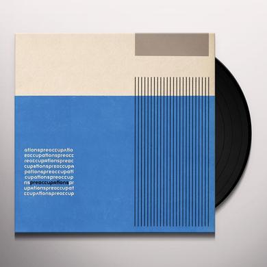 PREOCCUPATIONS Vinyl Record