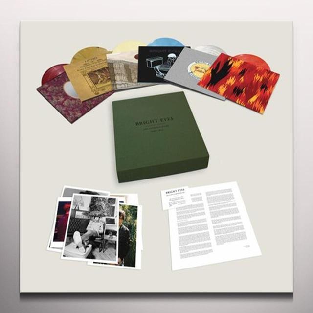 Bright Eyes STUDIO ALBUMS 2000-2011  (WBOX) Vinyl Record - Colored Vinyl, Digital Download Included