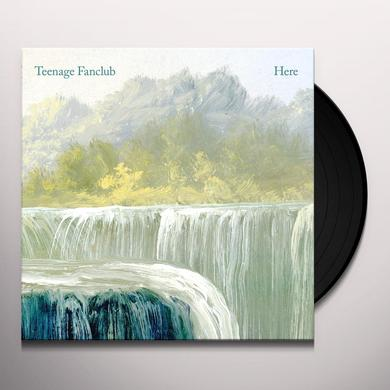 Teenage Fanclub HERE Vinyl Record - Digital Download Included