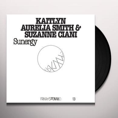 Kaitlyn Aurelia Smith / Suzanne Ciani FRKWYS 13: SUNERGY Vinyl Record