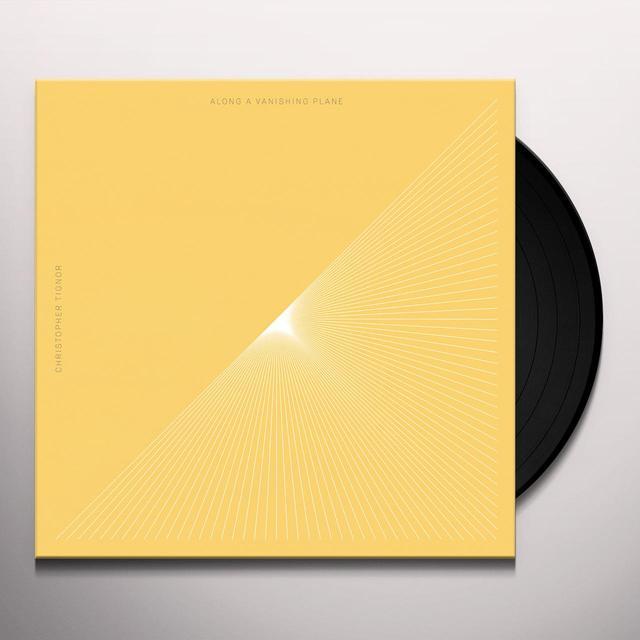 Christopher Tignor ALONG A VANISHING PLANE Vinyl Record