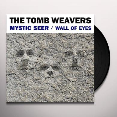 Tomb Weavers WALL OF EYES / MYSTIC SEER Vinyl Record