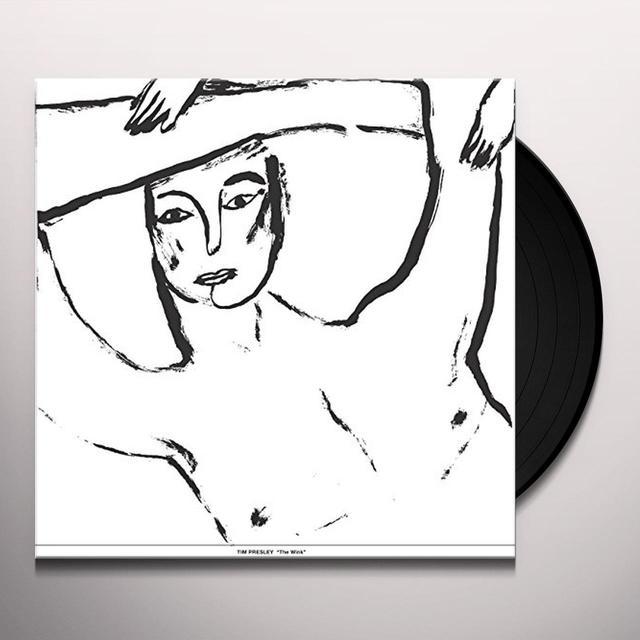 Tim Presley THE WINK Vinyl Record