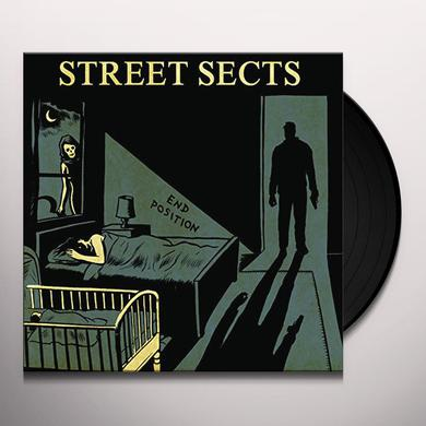 Street Sects END POSITION Vinyl Record
