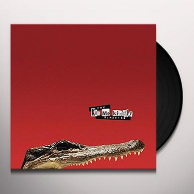 GLAZZIES KILL ME KINDLY Vinyl Record