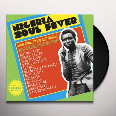NIGERIA SOUL FEVER / VAR Vinyl Record