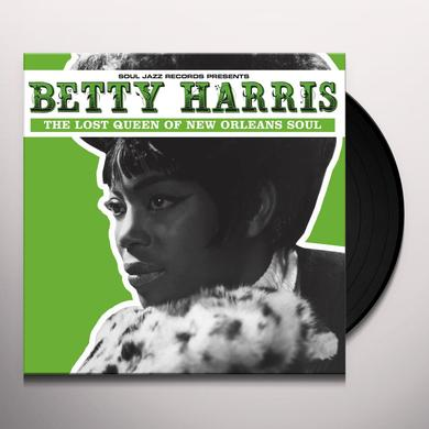 Betty Harris LOST QUEEN OF NEW ORLEANS SOUL Vinyl Record