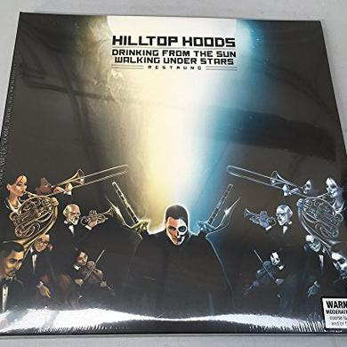 Hilltop Hoods DRINKING FROM THE SUN WALKING UNDER STARS RESTRUNG Vinyl Record
