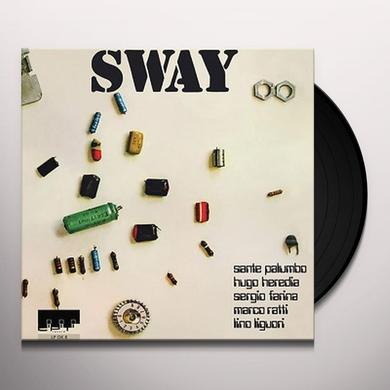SANTE PALUMBO ORCHESTRA SWAY Vinyl Record - w/CD, Gatefold Sleeve, Italy Release