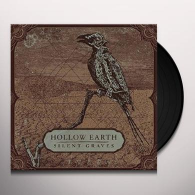 Hollow Earth SILENT GRAVES Vinyl Record