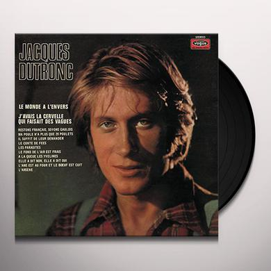 Jacques Dutronc L'ARSENE Vinyl Record