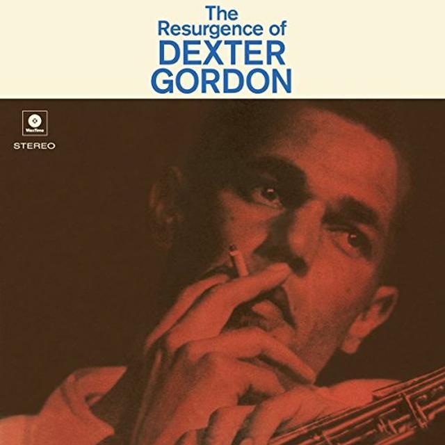 Dexter Gordon RESURGENCE OF Vinyl Record - Spain Import