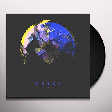 Dusky OUTER Vinyl Record - UK Import