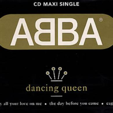 Abba DANCING QUEEN Vinyl Record