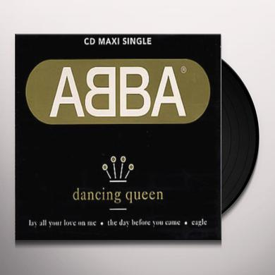 Abba DANCING QUEEN Vinyl Record - UK Import