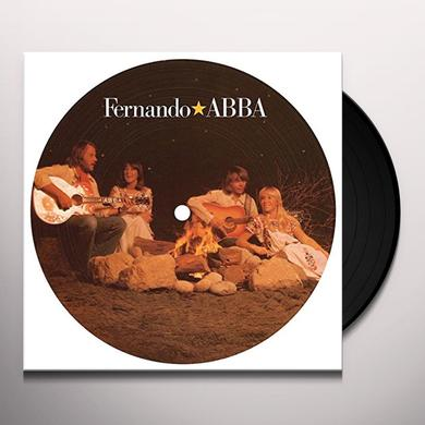 Abba FERNANDO Vinyl Record - UK Import