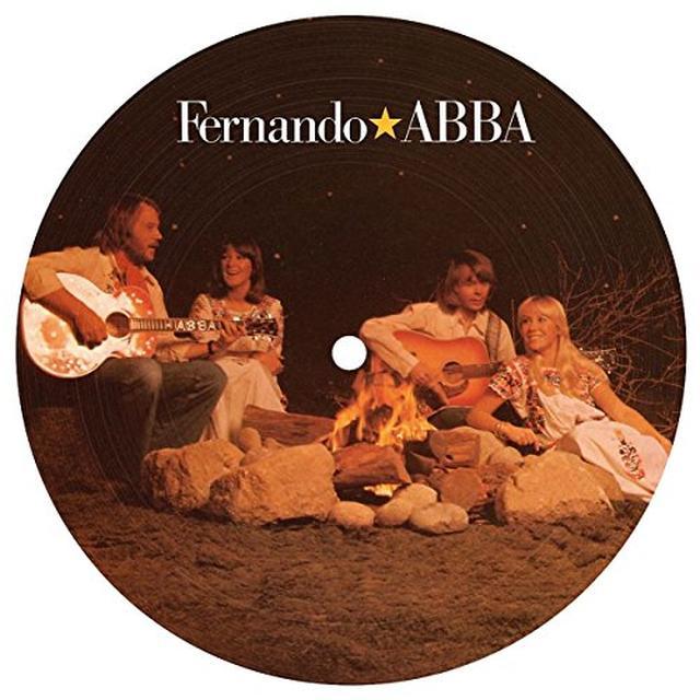 Abba FERNANDO Vinyl Record - UK Import