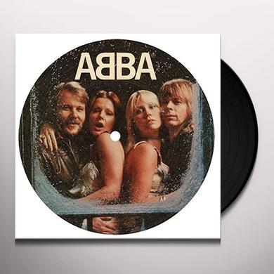Abba KNOWING ME KNOWING YOU Vinyl Record - UK Import