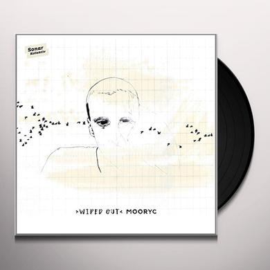 Mooryc WIPED OUT Vinyl Record - w/CD, UK Import