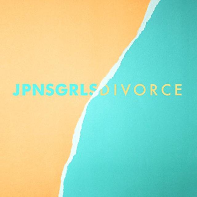 JPNSGRLS DIVORCE Vinyl Record - UK Import
