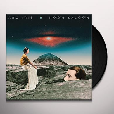 Arc Iris MOON SALOON Vinyl Record - UK Import