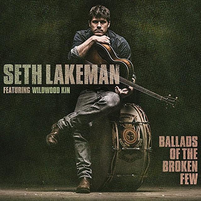 Seth Lakeman BALLADS OF THE BROKEN FEW Vinyl Record - UK Import