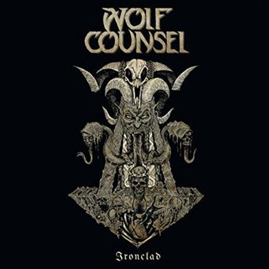 WOLF COUNSEL IRONCLAD Vinyl Record
