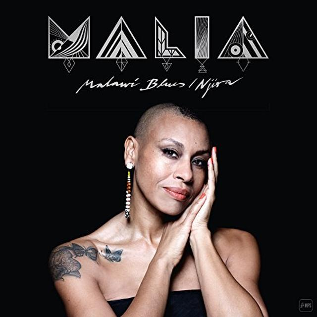 Malia MALAWI BLUES / NJIRA Vinyl Record - UK Import