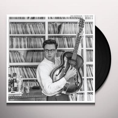 Nick Waterhouse NEVER TWICE Vinyl Record - UK Release