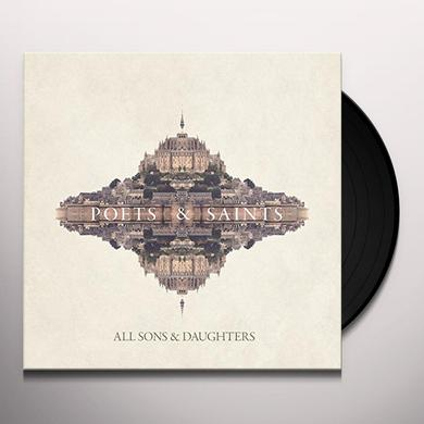All Sons & Daughters POETS & SAINTS Vinyl Record
