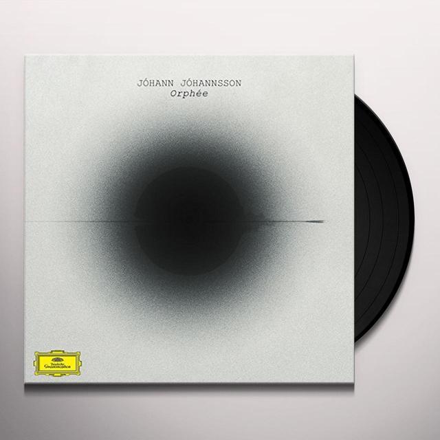 Johann Johannsson ORPHEE Vinyl Record