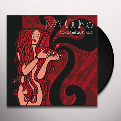 Maroon 5 SONGS ABOUT JANE Vinyl Record