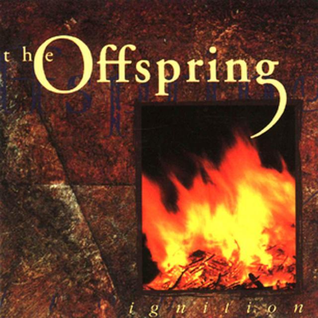 Offspring IGNITION Vinyl Record - Colored Vinyl, Orange Vinyl, Remastered