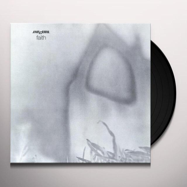 Cure FAITH Vinyl Record - 180 Gram Pressing