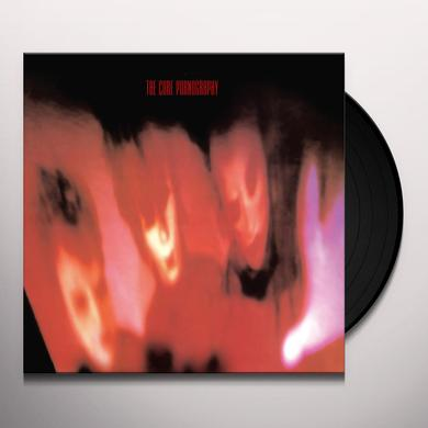 The Cure PORNOGRAPHY Vinyl Record