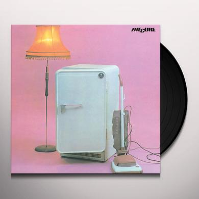 Cure THREE IMAGINARY BOYS Vinyl Record