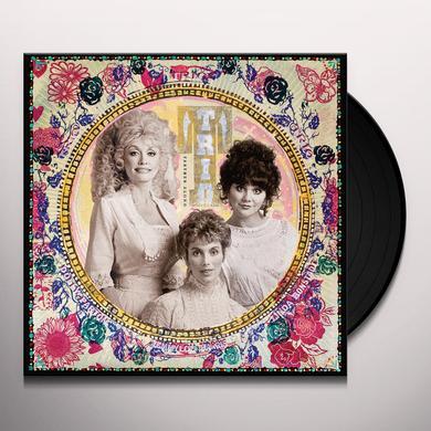 Dolly Parton & Linda Ronstadt  FARTHER ALONG Vinyl Record