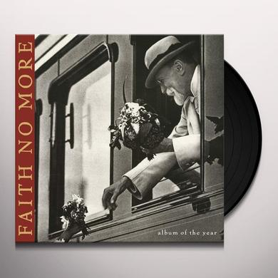 Faith No More ALBUM OF THE YEAR (2016 REMASTER) Vinyl Record