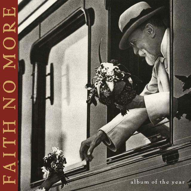 Faith No More ALBUM OF THE YEAR (2016 REMASTER) Vinyl Record - 180 Gram Pressing, Remastered