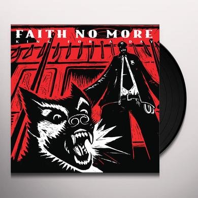 Faith No More KING FOR A DAY: FOOL FOR A LIFETIME (2016 REMASTER Vinyl Record