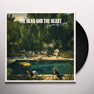 The Head and the Heart SIGNS OF LIGHT Vinyl Record