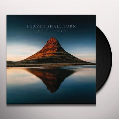 Heaven Shall Burn WANDERER  (DLI) Vinyl Record - Gatefold Sleeve