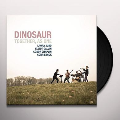 Dinosaur TOGETHER AS ONE Vinyl Record