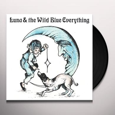 Mat Kerekes LUNA & THE WILD BLUE EVERYTHING Vinyl Record