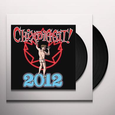 Chixdiggit 2012 Vinyl Record