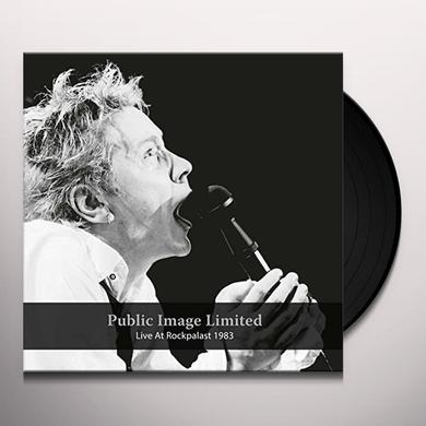 Public Image Ltd ( Pil ) LIVE AT ROCKPALAST 1983 Vinyl Record