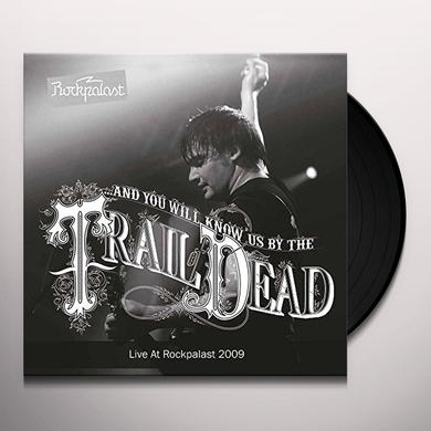 & YOU WILL KNOW US BY THE TRAIL OF THE DEAD LIVE AT PROCKPALAST 2009 Vinyl Record